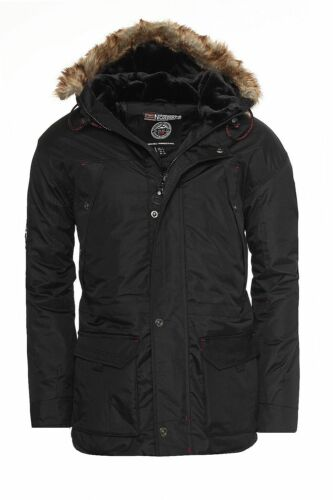 Geographical Norway parka Anaconda Inverno Giacca Outdoor Parka funzionali