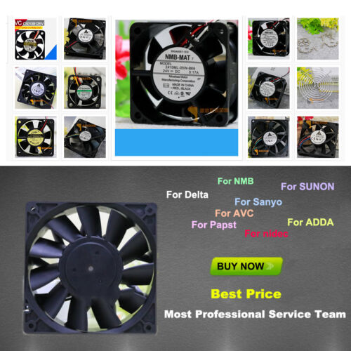 For NMB alertor A90L-0001-0510 1608KL-05W-B39 0.07A 24V 3line cooling fan