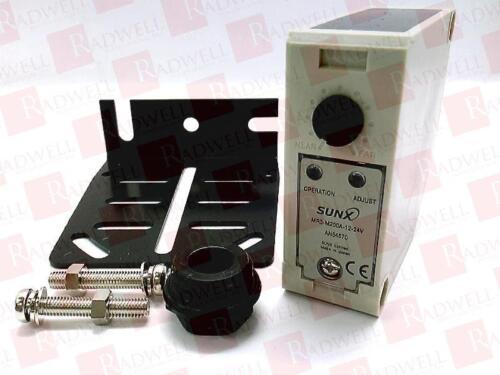 USED TESTED CLEANED MR3M200ADC1224V MATSUSHITA ELECTRIC MR3-M200A-DC12-24V