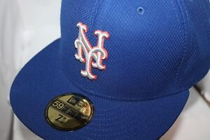 wholesale dealer 926fc 51c53 Image is loading New-York-Mets-MLB-New-Era-Authentic-Collection-