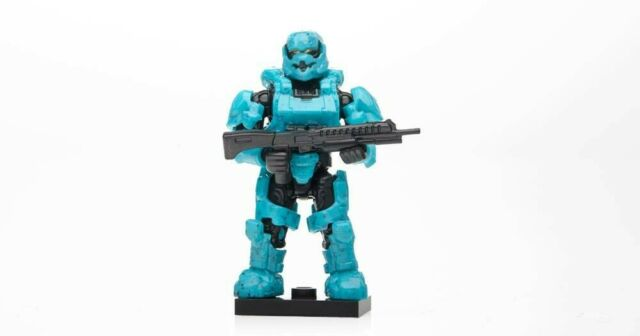 Halo Charlie Series UNSC Spartan Soldier