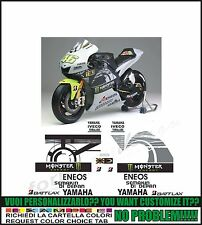 kit adesivi stickers compatibili r1 r6 moto gp sepang rossi 2013 test