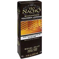 Tio Nacho All Day Volume Antiaging Shampoo Revitalize Hair Wt Royal Jelly No Vat