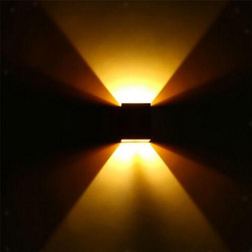 Quadratisch Wandleuchte Wandlampe Deckenleuchte Deckenlampe Effektlampe