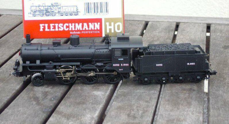 Fleischmann 413702 Locomotora de Vapor Serie 3.15 (Ex P 6   Br 37) Francesa