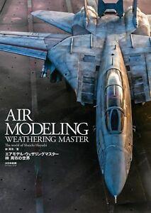 AIR-MODELING-WEATHERING-MASTER-Japanese-book-figure-military-Shuichi-Hayashi