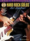 Hard Rock Solos for Guitar by Paul Hanson (Paperback, 2002)