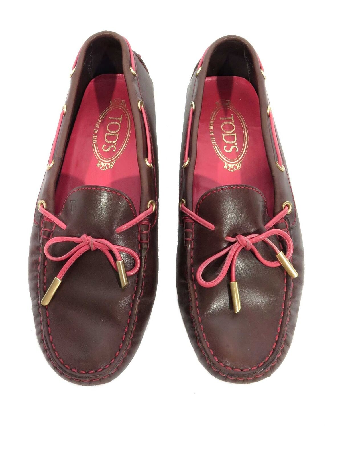 TOD'S Gommino Driving Pelle Loafers