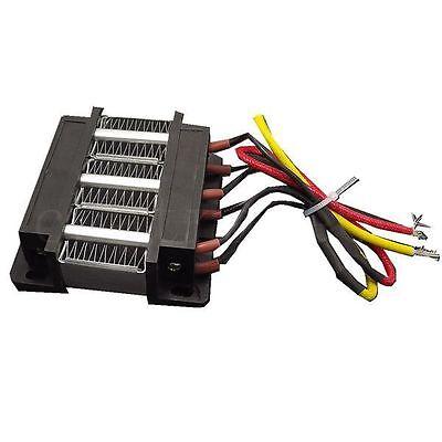 Insulation PTC heater ceramic constant temperature heating element 150W AC/DC12V