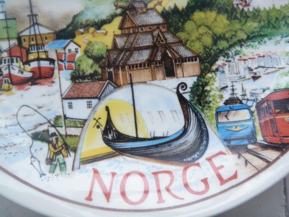 platte - talerken, figgjo Norway