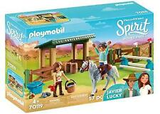 Playmobil Spirit Paddock with Horse Shed 70119