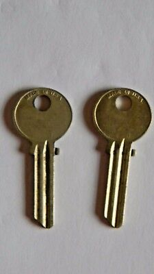 2 Blanks per Order Medeco Key Blank # A1517 Level 2-6 Pin