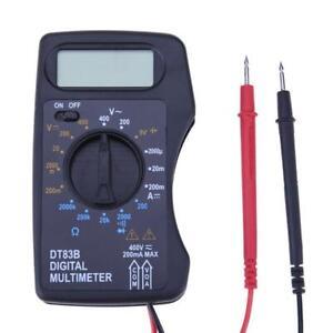 Multimetre-Numerique-Portable-Mini-Poche-Amperemetre-Voltmetre-Ohm-Metre-Neuf
