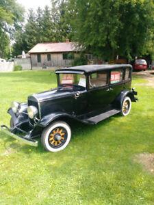 1929 CHRYSLER 75 - VERY RARE CAR