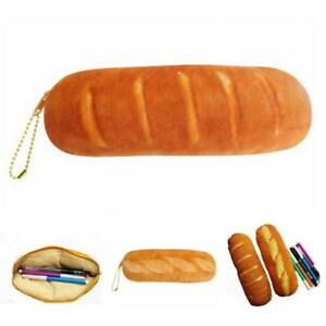 Creative-Bread-School-Pencil-Case-Cute-Bag-For-Girls-Stationery-Pouch-Office-6L