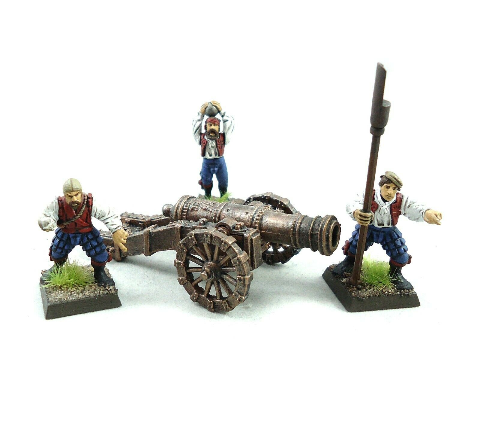 Warhammer Fantasy Age of Sigmar Army Empire Cannon Painted