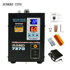 787A Pulse Spot Welder for 18650 /& Battery Pack Charger 1Kg Nickel Strip 500A
