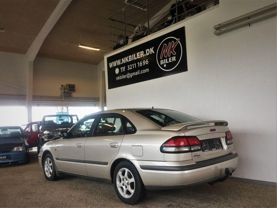 Mazda 626 2,0i SLX Benzin modelår 1998 km 269000 træk 1