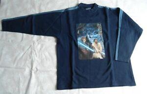 Sweatshirt Jungen Gr.158 164 blau STAR WARS Aufdruck Sweatshirt Jungen - Groß-Zimmern, Deutschland - Sweatshirt Jungen Gr.158 164 blau STAR WARS Aufdruck Sweatshirt Jungen - Groß-Zimmern, Deutschland