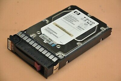 HP AP732A AP732B 518735-001 600GB 10K M6412 HARD DRIVE BD600DAJZK 495276-003