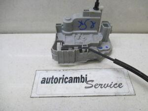 FIAT-BRAVO-1-6-D-6M-88KW-2011-RICAMBIO-CHIUSURA-SERRATURA-PORTA-POSTERIORE-SIN