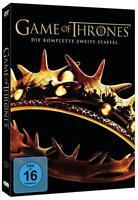 Game of Thrones Staffel 2 / Season 2 komplett - DVD Neu in Folie