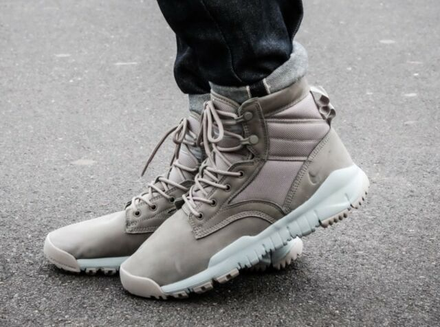 Nike SFB 6'' NSW Leather Dark Stucco/ Dark Stucco mVnlmynCS