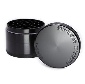 "High Quality Space Case Grinder Black Medium 2.5"" | 63mm"