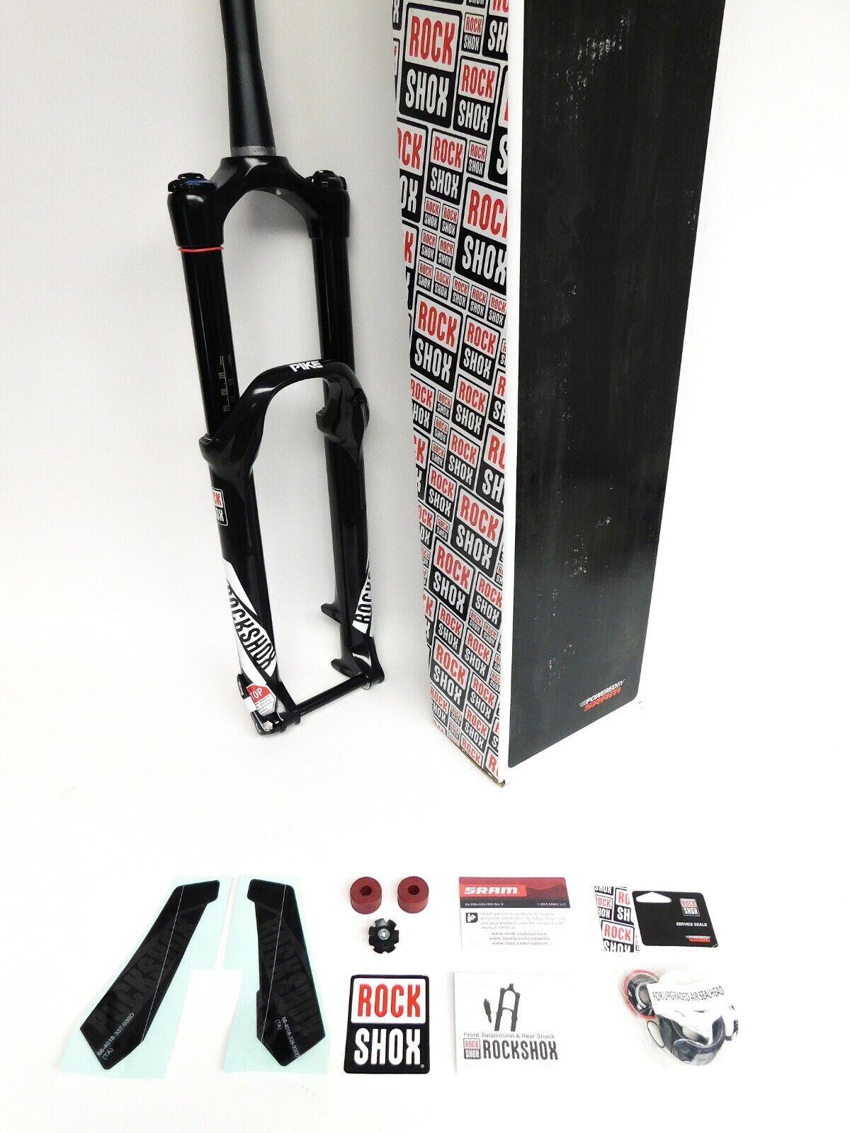 Rockshox Unisex Adult Leg Pike Bicycle Fork 1 Size Black