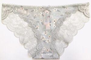 8fea3dc2ff NWT Victoria s Secret DREAM ANGELS FLORAL LACE CHEEKINI PANTY-MULTI ...