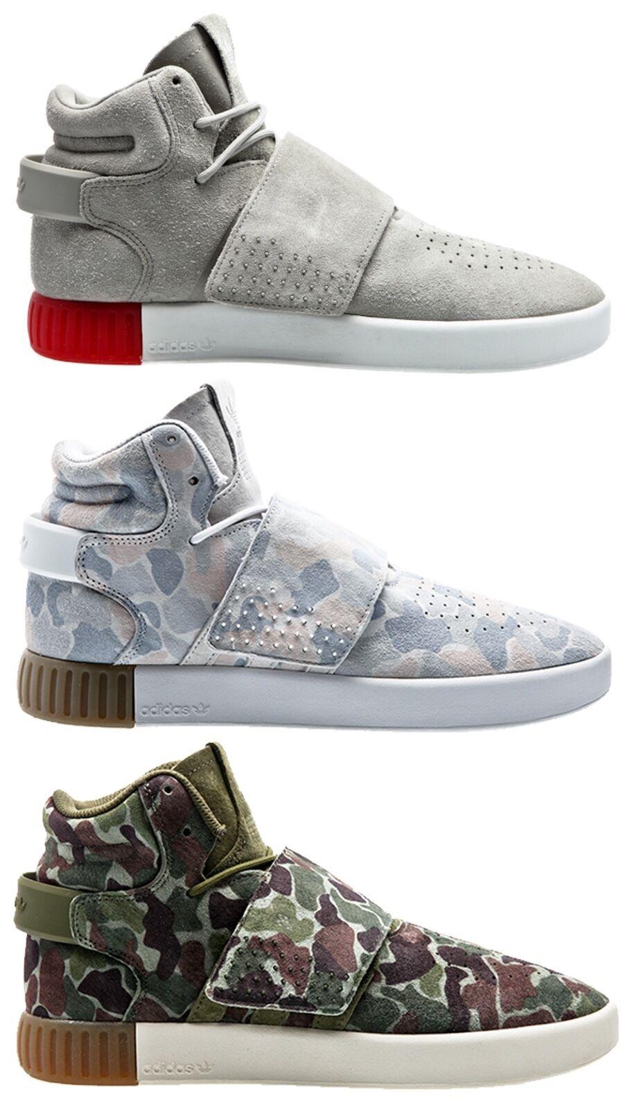 adidas Tubular Invader Strap Running Men Sneaker Herren Schuh shoes