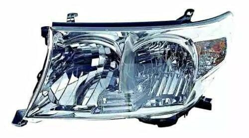 Electric Headlight Front Lamp RIGHT RH Toyota Land Cruiser FJ200 2007