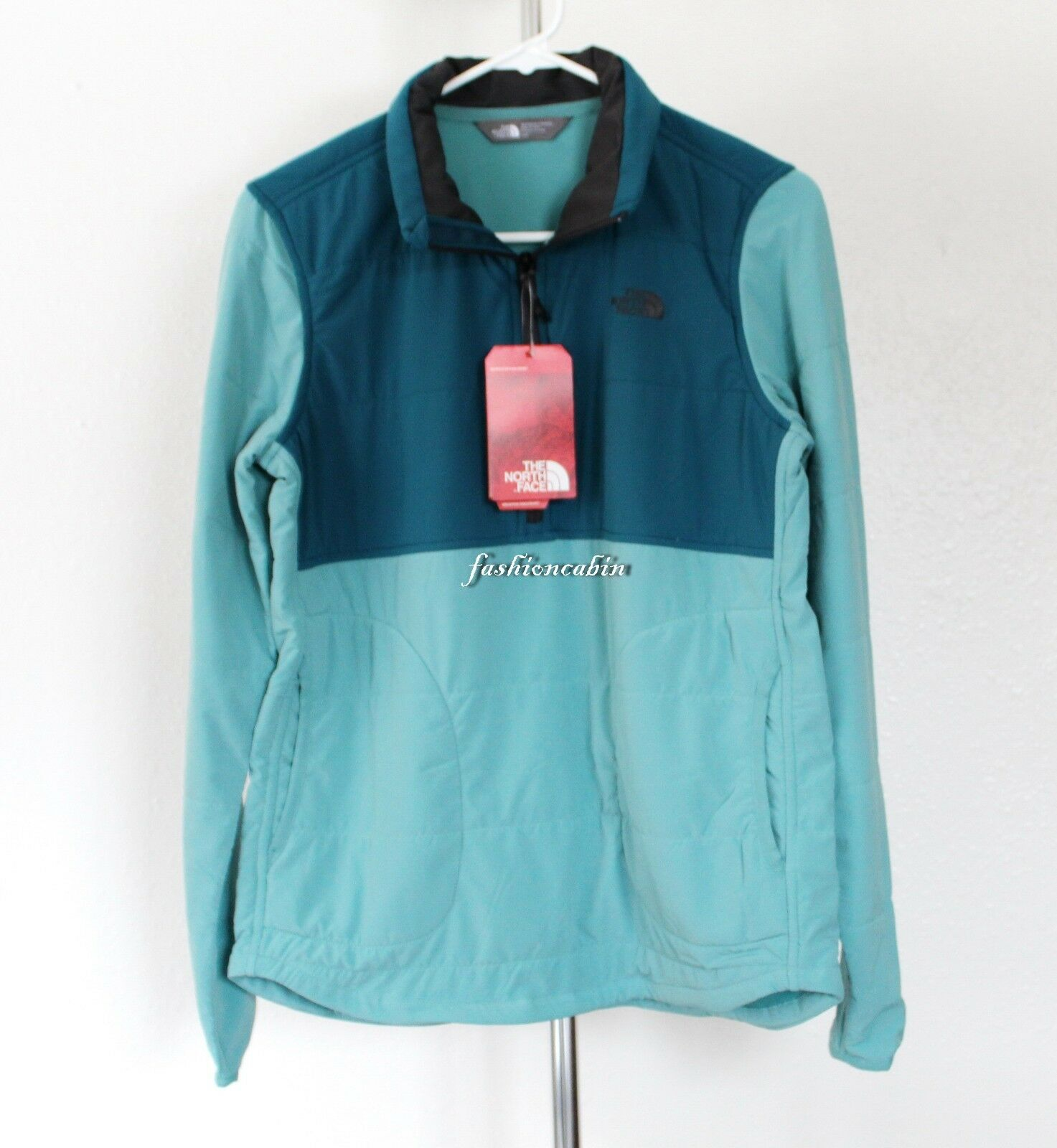 NWT The North Face Mountain Sweatshirt, BRISTOL blueE, Small