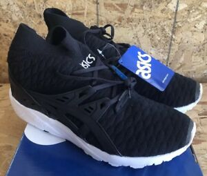 Asics-Gel-Kayano-Trainer-Knit-MT-Black-black-Sz-11-5-NIB-H7P4N-9090