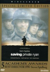 Saving-Private-Ryan-New-DVD-Ltd-Ed-Special-Edition-Widescreen-Dolby