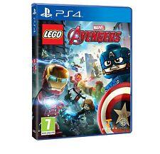 Lego Marvel Los Vengadores (PS4) PLAYSTATION Nuevo Sellado