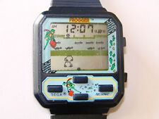 Nelsonic Frogger by Sega Game and Watch ultra rare collector's item 1983