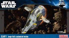 "1/144 Star Wars Slave I ""Jango Fett"" - Fine Molds SW-13"