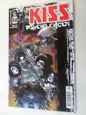 Kiss - Psycho Circus -  Nr. 1 - April 1999 - Infinty - Z. 1-