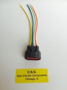 details about hitachi alternator repair plug harness connector pigtail maxima,murano Hitachi Alternator Rebuild Kit