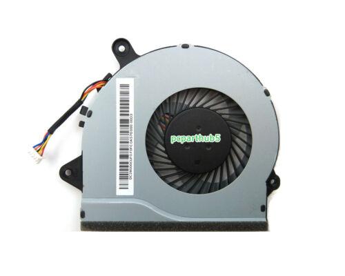 Genuine New Lenovo Ideapad 300-15ISK 300-14ISK Laptop CPU Cooling Fan 5F10K42885