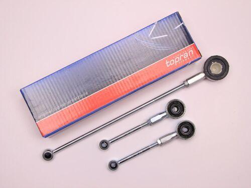 ORIGINAL TOPRAN für Citroen Peugeot Schaltstange Schalthebel Schaltgetriebe SET