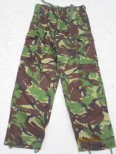 Trousers DPM Temperate,englische Tarnhose 90er Jahre,Gr.75/80/96,Small-short,X60