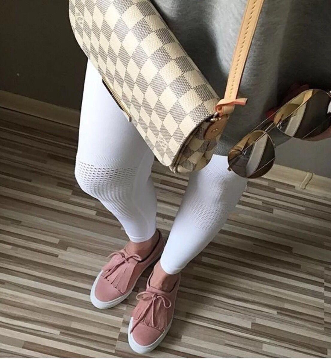 Pink Zara Flats Fringed Leder Plimsolls 3 Flats Zara Schuhes New BNWT Sold Out Trainers 6dd5ac