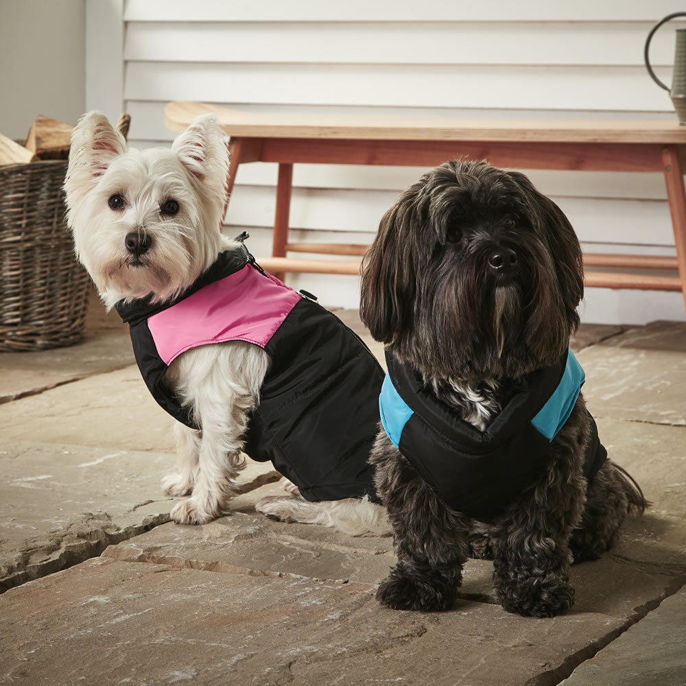 Waterproof Pet Dog Puppy Coat Jacket Winter Warm Quilted Padded Puffer SmallVest 3