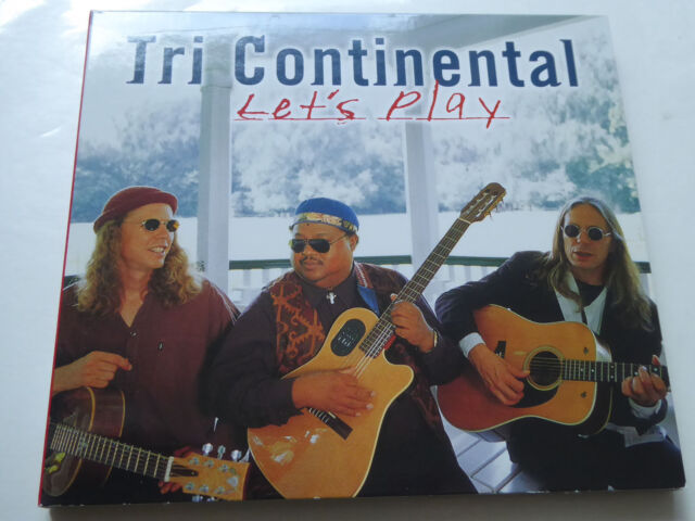 TRI CONTINENTAL : Let's Play DIG  > EX (CD)