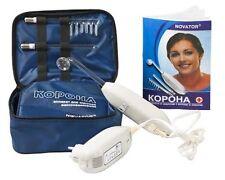 Darsonval KORONA device for skin, hair, cellulite etc. treatment +3 nozzles