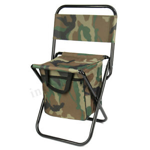 Novelty & Special Use Intelligent Portable Folding Fishing Chair Backpack Chair Stool Outdoor Stool Fishing Chair For Outdoor Picnic Bbq Beach Chair With Bag
