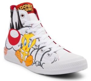 converse looney tunes chile