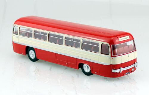 Chausson ANG Bus Frankreich 1956 1:43 Atlas Modellauto 53